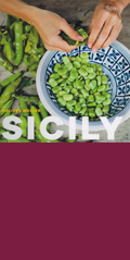 SICILY the cookbook, in Englisch